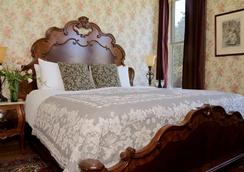 Monte Cristo Inn - San Francisco - Makuuhuone