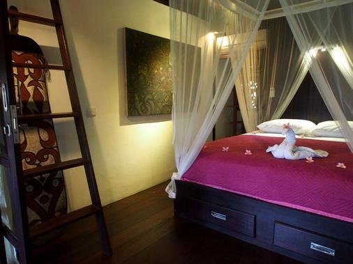 Lodtunduh Sari - Ubud - Phòng ngủ