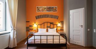 Post House Rooms - Leopoli - Camera da letto