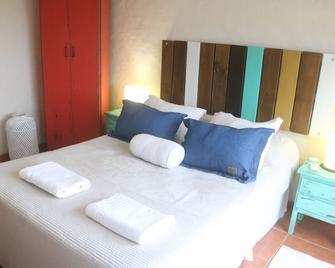 Posada de la viuda - Punta del Diablo - Bedroom