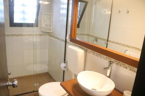 Posada de la viuda - Punta del Diablo - Bathroom