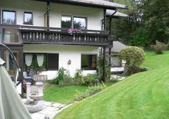 Gästehaus Riedl - Warmensteinach - Balcony