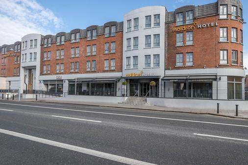 Maldron Hotel Pearse Street - Dublin - Toà nhà