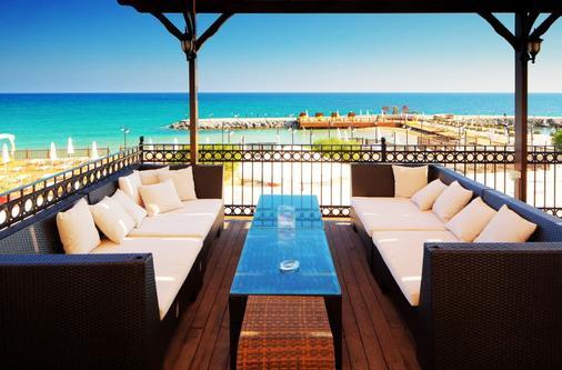 Ada Beach Hotel - Kyrenia - Balcony