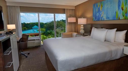 The Grand Orlando Resort at Celebration - Kissimmee - Bedroom