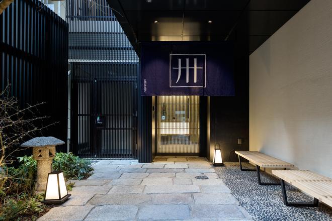 Mimaru Tokyo Akasaka - Tokio - Hotellin sisäänkäynti