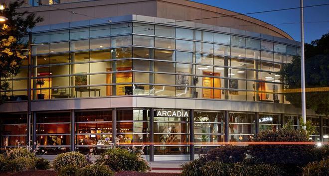 聖荷西市中心萬豪酒店 - 聖荷西 - 聖何塞 - 建築