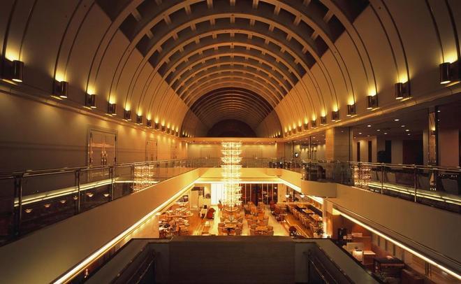 大阪格蘭比亞大酒店 - 大阪 - 大廳