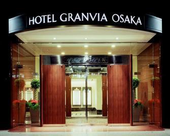 Hotel Granvia Osaka - Ōsaka - Edificio