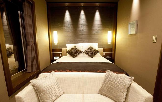 大阪格蘭比亞大酒店 - 大阪 - 臥室