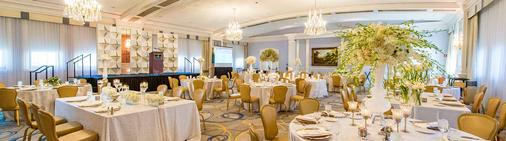 Columbia Club - Indianapolis - Banquet hall