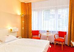 Panorama Hotel Oberwiesenthal - Oberwiesenthal - Bedroom