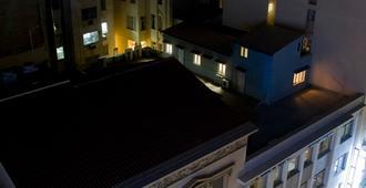 Arethusa Hotel - Atenas - Edificio