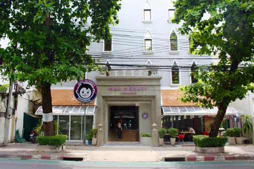 Bhiman Inn Hotel - 曼谷 - 室外景