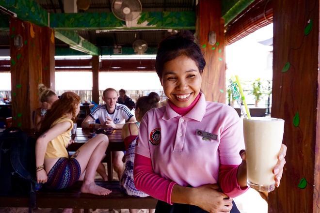 Mad Monkey Siem Reap - Siem Reap - Εστιατόριο