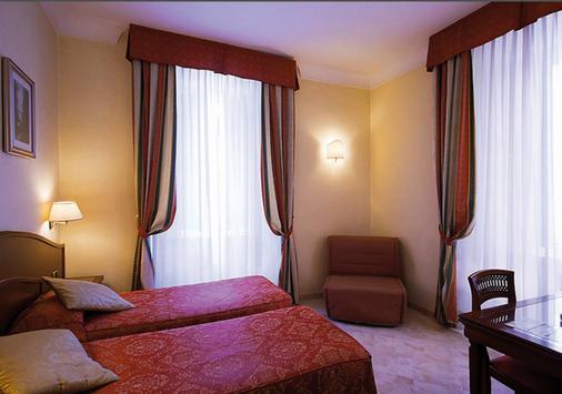 多洛米蒂酒店 - 羅馬 - 羅馬 - 臥室