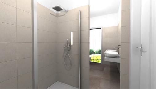 Residence La Porta del Cuore - Arco - Phòng tắm