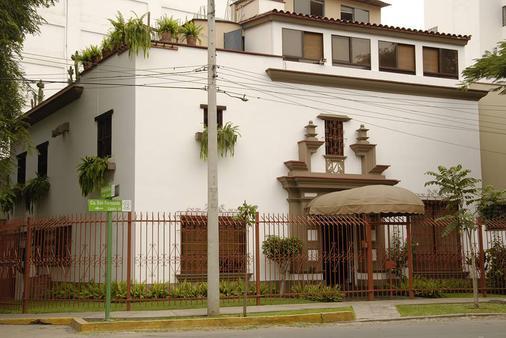 La Casa de la Nonna - Lima - Building
