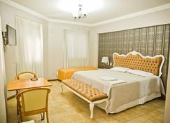 Seringal Hotel - Manaus - Schlafzimmer