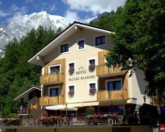 Hotel Vallée Blanche - Courmayeur
