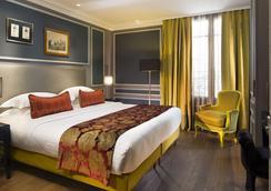 美麗朱麗葉酒店 - 巴黎 - 巴黎 - 臥室