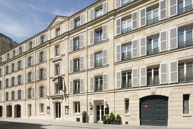 美麗朱麗葉酒店 - 巴黎 - 巴黎 - 建築
