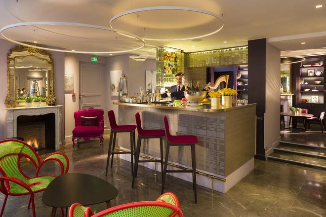 美麗朱麗葉酒店 - 巴黎 - 巴黎 - 酒吧