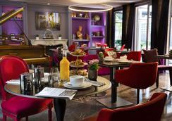 美麗朱麗葉酒店 - 巴黎 - 巴黎 - 餐廳