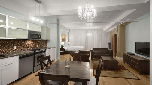 Loft Hotel - Montreal - Dining room