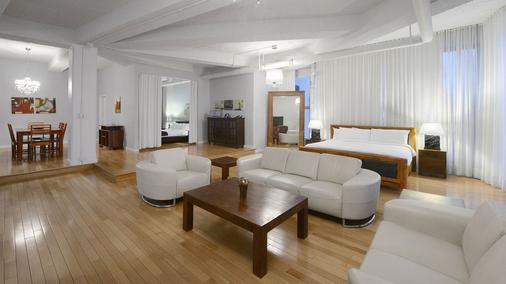 Loft Hotel - Montreal - Living room
