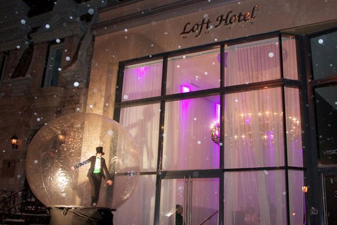 Loft Hotel - Montreal - Rakennus