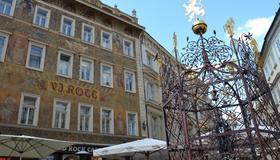Hotel Rott - Praha - Rakennus