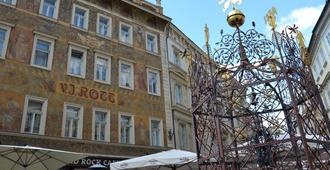 Hotel Rott - Prague - Bâtiment