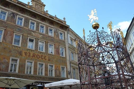 Hotel Rott - Praha (Prague) - Toà nhà