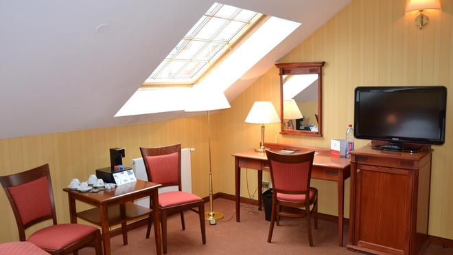 Hotel Rott - Prague - Living room