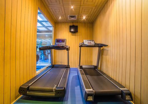 Hotel Sitara - Hyderabad - Gym