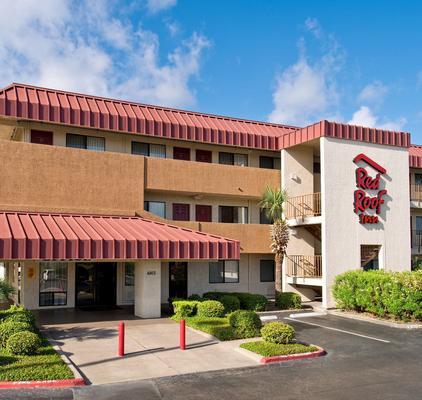 Red Roof Inn Corpus Christi South - Corpus Christi - Toà nhà