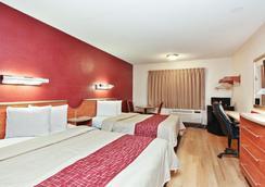 Red Roof Inn Santa Ana - Santa Ana - Chambre
