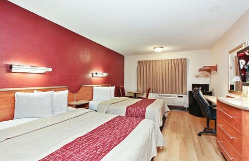 Red Roof Inn Santa Ana - Santa Ana - Makuuhuone