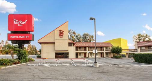 Red Roof Inn Santa Ana - Santa Ana - Rakennus
