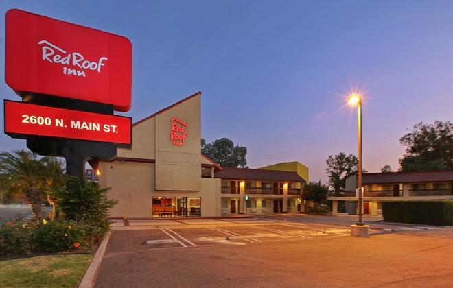 Red Roof Inn Santa Ana - Santa Ana - Bâtiment