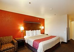 Red Roof Inn Ontario Airport - Ontario - Bedroom