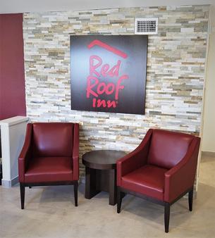 Red Roof Inn McAllen Airport - McAllen - Lobby