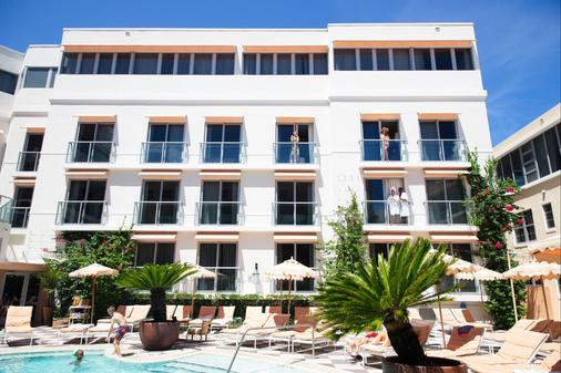 The Plymouth South Beach - Bãi biển Miami - Toà nhà
