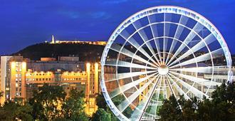 凱賓斯基卡爾維努斯酒店 (布達佩斯) - 布達佩斯 - 布達佩斯 - 建築