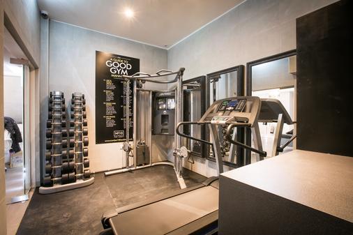 Number 10 The Abbey - Wymondham - Gym