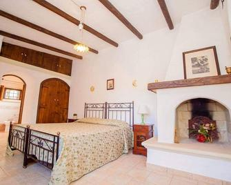 Masseria Borgo Del Gallo - Tricase - Schlafzimmer