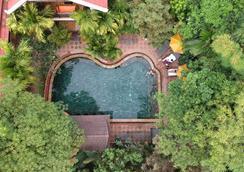 Villa Indochine D'angkor - Siem Reap - Bể bơi
