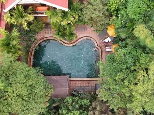 Villa Indochine D'angkor - Siem Reap - Pool