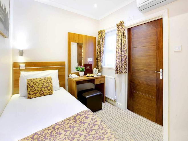 Queens Park Hotel - Лондон - Спальня
